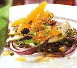 Барселонский салат
