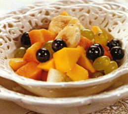 Бразильский фруктовый салат