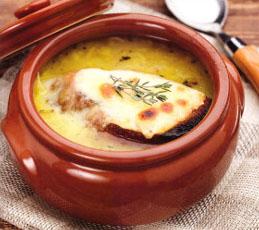 Луковый суп. Готовим в мультиварке
