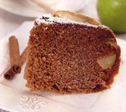 Перевернутый яблочный кекс. Готовим в мультиварке