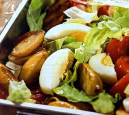 Салат-барбекю