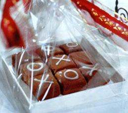 Шоколадная карамель