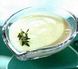 Соус морнэ (на основе белого соуса)