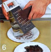 Блинчатый рулет с шоколадом приготовление