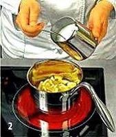 Сырники с фруктовым мармеладом приготовление