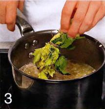 Чесночный суп приготовление