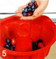 Десерт из ягод приготовление
