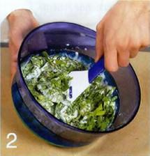 Дорада с начинкой из шпината приготовление