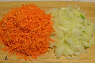 Фасоль тушеная с морковью и луком приготовление