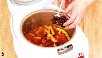 Фасоль в томатном соусе. Готовим в мультиварке приготовление