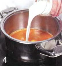 Фуршетный суп приготовление