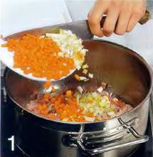 Гороховый суп приготовление