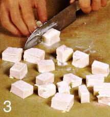 Греческий салат приготовление