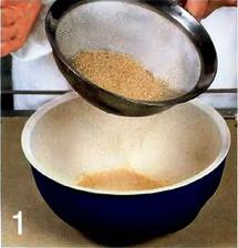 Гречневые лепешки с грецкими орехами приготовление