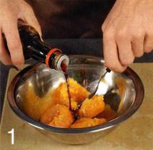 Грудка индейки с желе из хереса приготовление