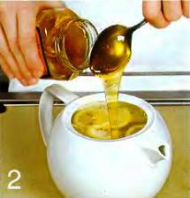 Имбирный тодди с лимоном приготовление