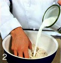 Ирландский хлеб приготовление