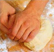 Итальянский сырный пирог приготовление