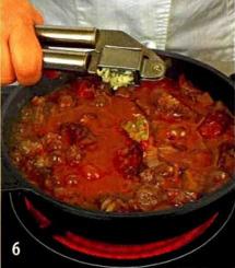 Яхния из говядины приготовление
