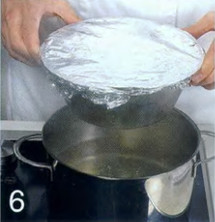 Яичный флан приготовление
