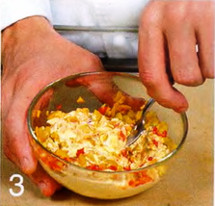 Яйца фаршированные приготовление