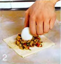 Яйца в тесте приготовление