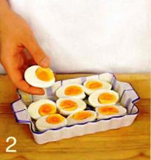 Яйца, запеченные с сыром приготовление