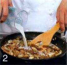 Картофельный пирог с грибами приготовление