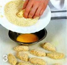 Клецки из креветок приготовление