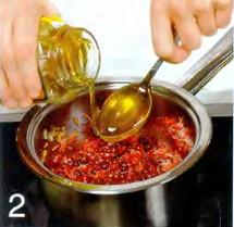 Клюквенный соус приготовление