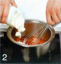 Клубничный соус приготовление