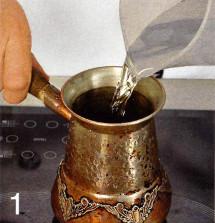 Кофейный ликер приготовление