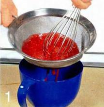 Коктейль из простокваши с малиной приготовление