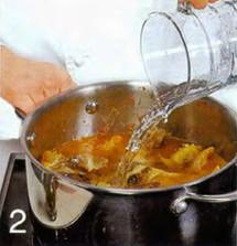 Красный основной соус приготовление