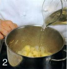 Крем-суп из спаржи приготовление