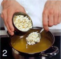 Кукурузная похлебка с крабовым мясом приготовление