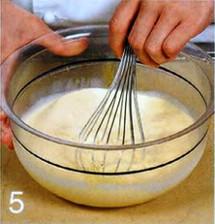 Лотаринский пирог приготовление