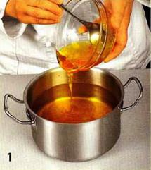 Медовый напиток приготовление