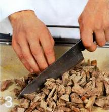 Мясной пирог с творогом приготовление