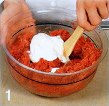 Мясной рулет с перепелиными яйцами  приготовление