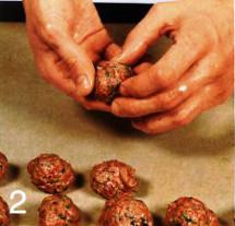 Мясные шарики на пару приготовление