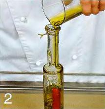 Оливковое масло приготовление