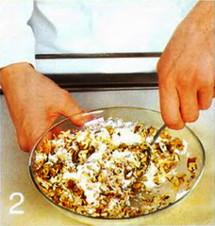 Ореховый дип приготовление