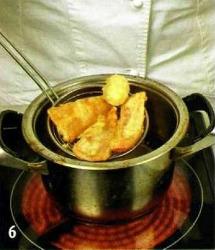 Овощи в кляре приготовление