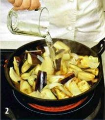 Овощное рагу с тимьяном и эстрагоном приготовление
