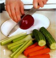 Овощной сок приготовление