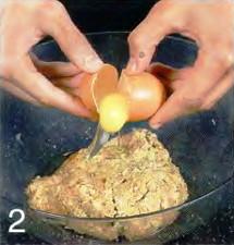 Овсяные клецки приготовление