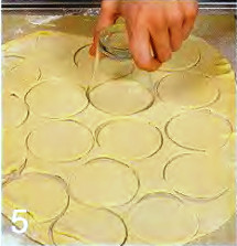 Пельмени с маринованными грибами приготовление