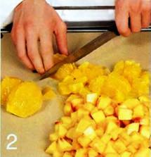 Персиковое варенье с апельсинами приготовление