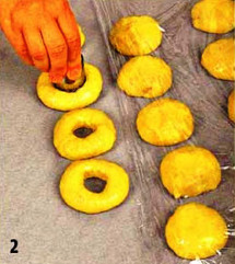 Пончики приготовление